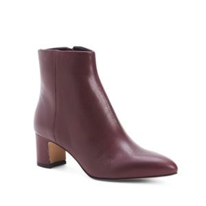Hand Crafted Italian Leather Booties
